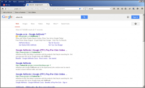 Google Adwords pic 1
