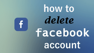 how to delete facebook account - Featured