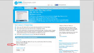 XML Sitemap Generator from XML sitemaps