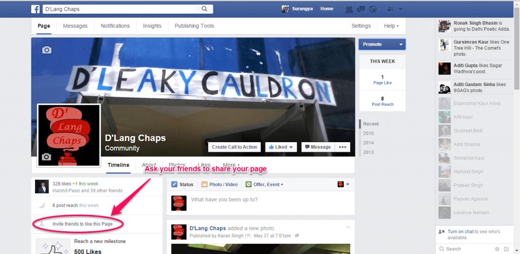 How to increase your Facebook Page likes-2