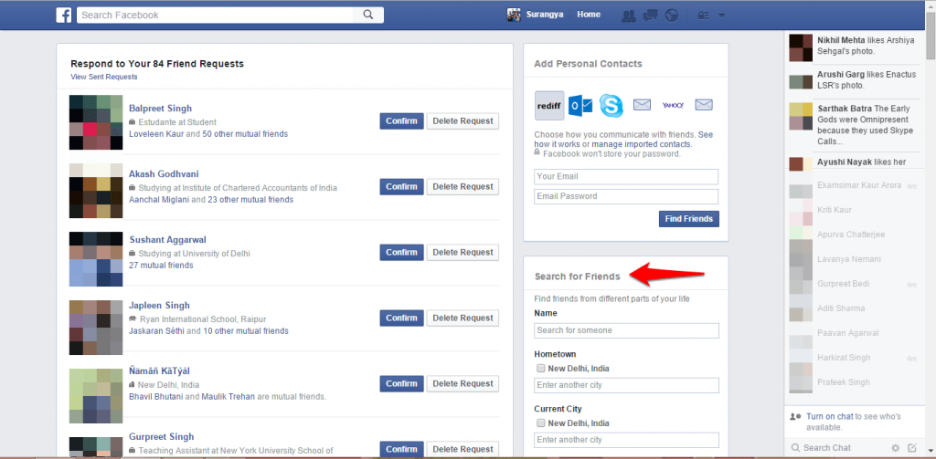 How to use Facebook advanced search-7