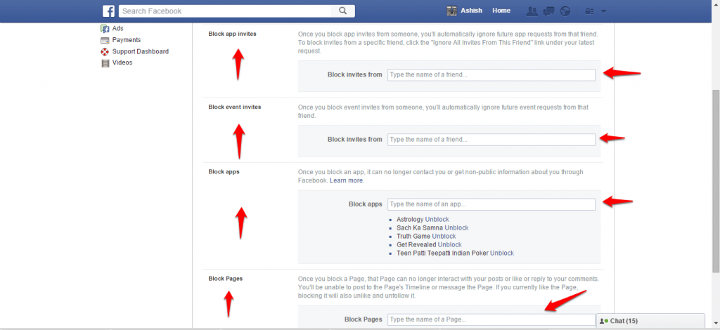 How to block and unblock people on Facebook - image 10