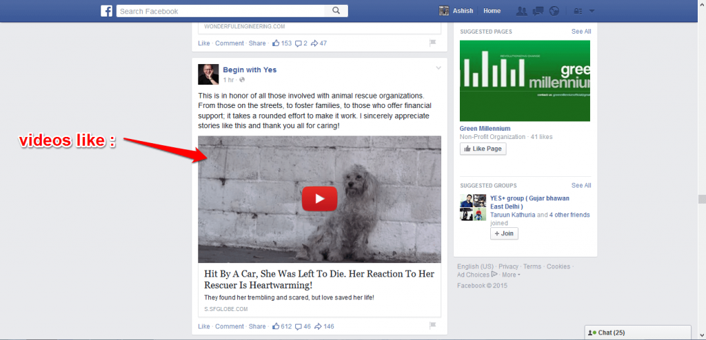 How to download Facebook videos 12