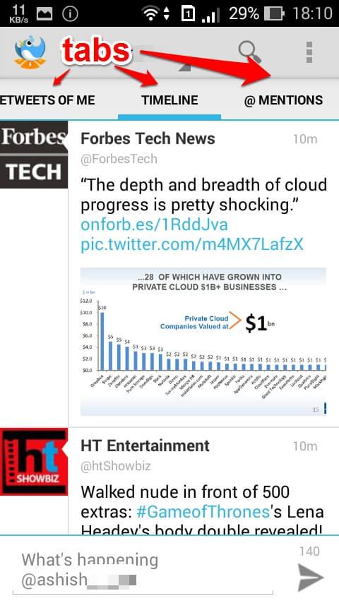Top Twitter Apps 3