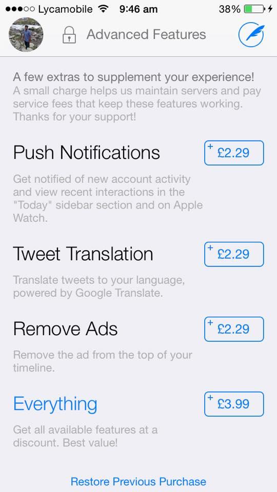 Top Twitter Apps 17