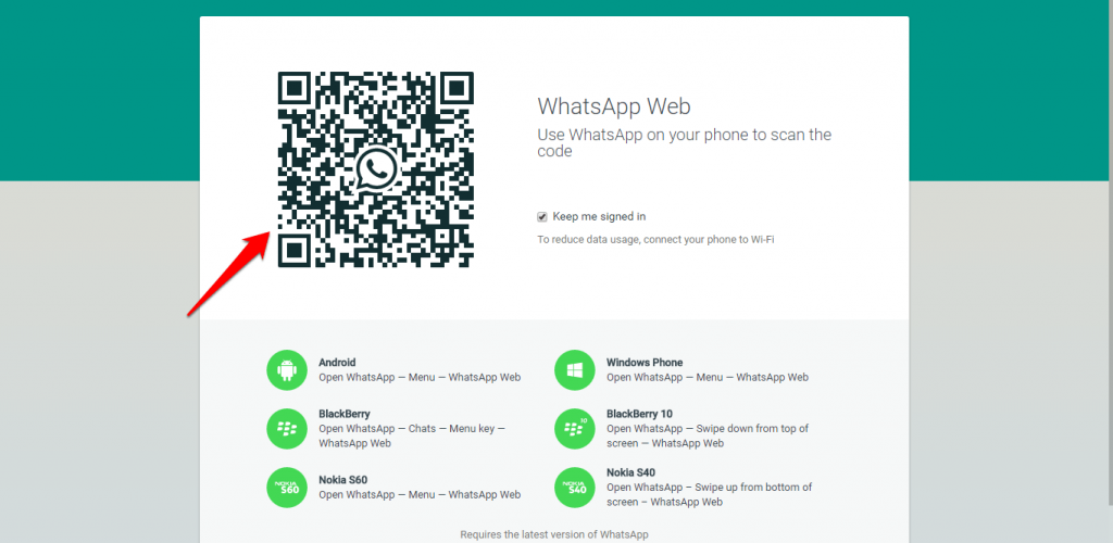 How to use WhatsApp on desktop-3