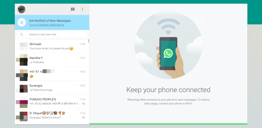How to use WhatsApp on desktop-5