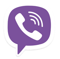 WhatsApp alternatives_viber icon