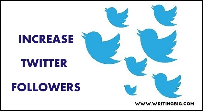 How to increase your Twitter followers- featured image