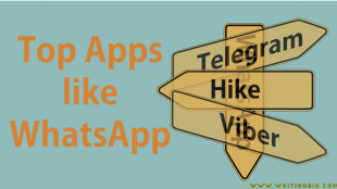 Top apps like whatsapp for Android iOS and Windows